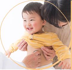 負担の少ない採血検査や画像診断