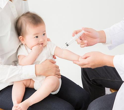 理想的な予防接種の例